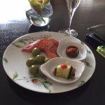 Food at the Regency Club