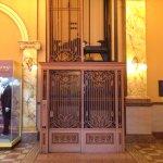 1913 Otis Birdcage elevator