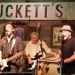 South Street Band...6/23...good musicianship...great band bibe. Terrific barbecue.