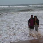 Beach near C.T Road , Hotel New Shankar International
