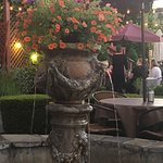 Consistently great food, lovely garden and professional staff