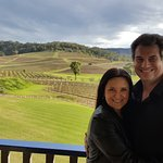 Our first winery tour was amazing! A wonderful romantic weekend away...