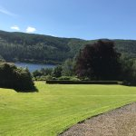Beautiful views from Dale Head Hall Hotel