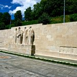 Reformation Wall monument