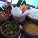 Sri Lankan Rice & Curry at Randholee