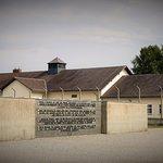 Photo de Camp de Concentration de Dachau Mémorial