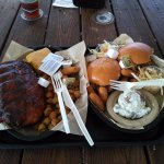 Foto di Buz & Ned's Real Barbecue Boulevard