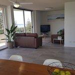 Panoramic Ocean View - Spacious Living Area