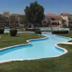 this is in jaz bluemarine still part of hotel grounds