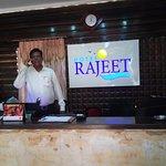 Rajib@Reception