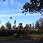 Inside Fitzroy Gardens !
