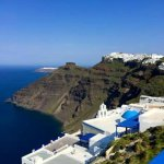 Kafieris Apartments On The Cliff Resmi