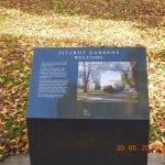 Information about Fitzroy Gardens !