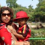 @ Nehru Zoological Park