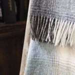 finely woven wollen throws and blankets
