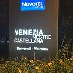 Photo de Novotel Venezia Mestre