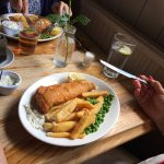 Wonderful Fish and Chips
