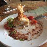 Half-Eaten Seafood Purse