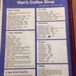 Photo of Han's Coffee Shop