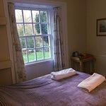 Double Room en-suite - Garden and Mountain Views