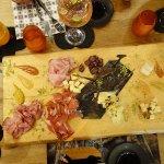 Leckere Wurst- und Käsespezialitäten