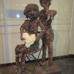 Chocolate Statues