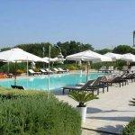 piscina del Gallipoli Resort