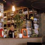 Counter/Bar Area