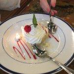 Our special dessert