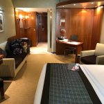 The club room 1107
