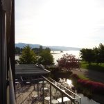 View of Coal Harbour from room