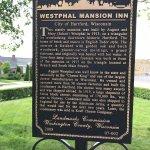 Foto de Westphal Mansion Inn Bed & Breakfast