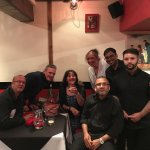The front of house team at Bombay Spice