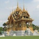 Borommangalanusarani Pavillion, Bangkok