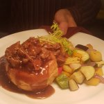 red wine beef yorkshire
