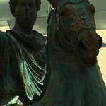 Marcus Aurelius in the museum