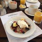 Admiral Rodney Horncastle Breakfast