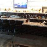tv at the bar