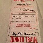 Photo de My Old Kentucky Dinner Train