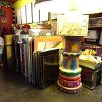 Third Street Stuff & Coffee: Art Corner