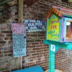 Third Street Stuff & Coffee: Little Free Library