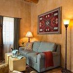 Santa Fe Suite sitting room (#8)