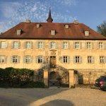 Landhotel Schloss Buttenheim Foto