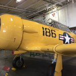 So many historical planes, cockpits, etc. to explore