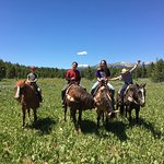 Foto de Yellowstone Horses - Eagle Ridge Ranch