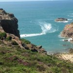 Close to Corbiere Lighthouse