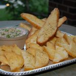 Smoked trout dip + cellar events