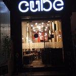 cube entrance