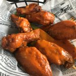 Great hot wings... they are hot but delicious