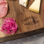 Close up of our Charcuterie